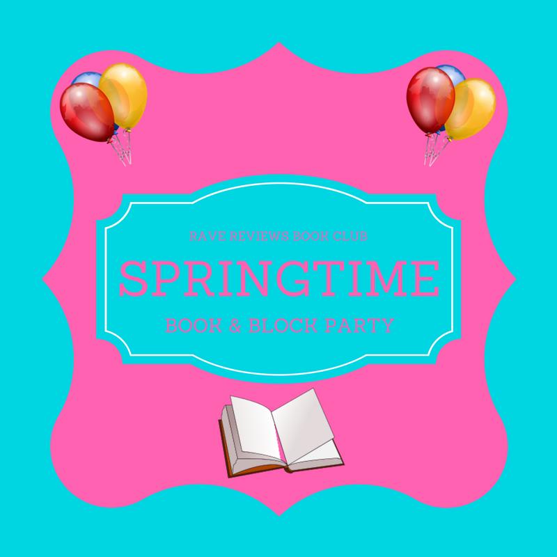 RRBC Springtime Book and Blog Party